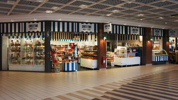 a6 center jönköping butiker